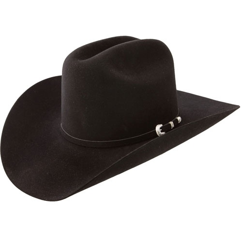 0775 Resistol 7 Cowboy Hat |  the largest manufacturer of hats in the world, for men and women, in straw, felt, leather or cloth. Highest quality in fedoras and cowboy hats to touring caps and panama hats. http://www.rodeomart.com/resistol-cowboy-hats-s/2087.htm
