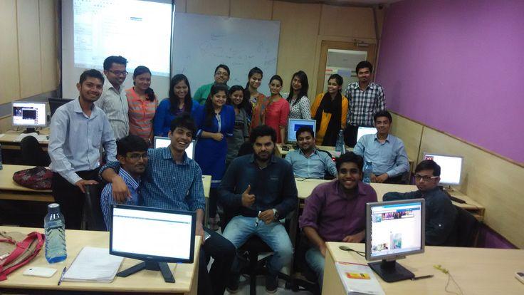 #SSDNTechnologies- Our #Training #images enjoyed a lot during training at #Capgemini #Mumbai.. :)