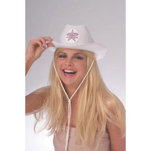 Dallas Cheerleader Hat Adult