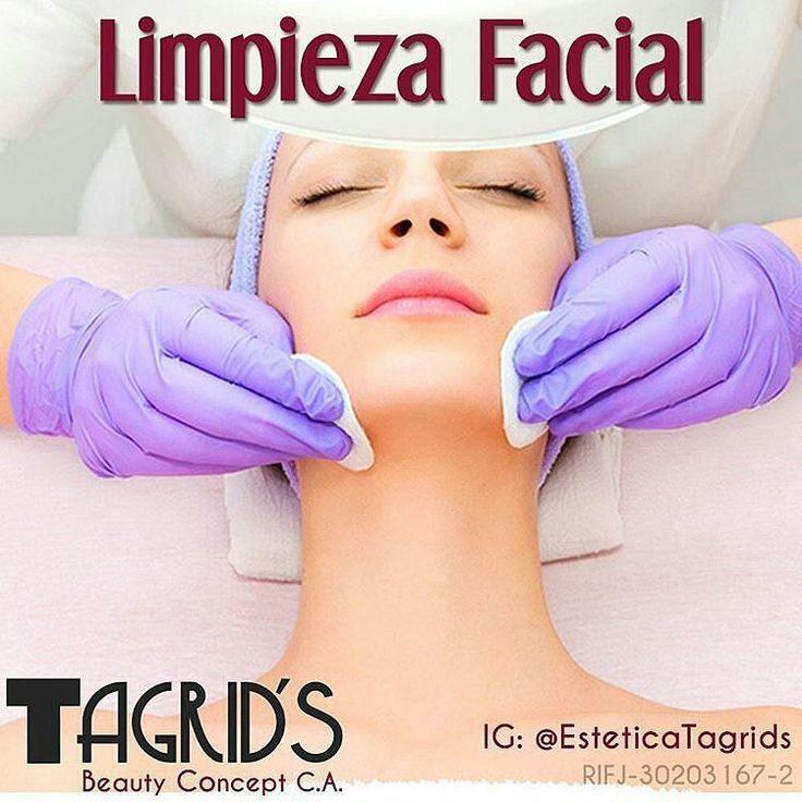 Limpiezas faciales con productos Germain Capuccini y Yonka . Para mantener el cutis limpio sano brillante debemos de realizar una vez al mes una limpieza facial profunda. . Así se eliminan las células muertas se equilibra el PH de la piel y se oxigena el rostro obteniendo así una regeneración celular y una activación de la circulación. . . Aparta tu cita YA !!!! . Somos #EsteticaTagrids tu Centro Estético y SPA para Brindarte #Salud y #Belleza .  Información envía un SMS con la palabra INFO…