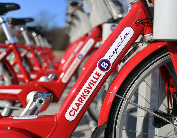 Clarksville Parks and Recreation announces Two New B-Cycle Stations coming this Spring
