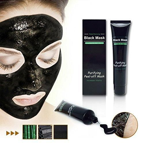 1000 Ideas About Charcoal Face Mask On Pinterest: Deep Cleansing Facial Benefits