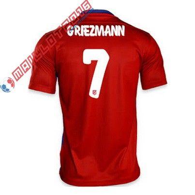 Nouveau maillot de foot Domicile Griezmann Atletico Madrid 2016 €21.99
