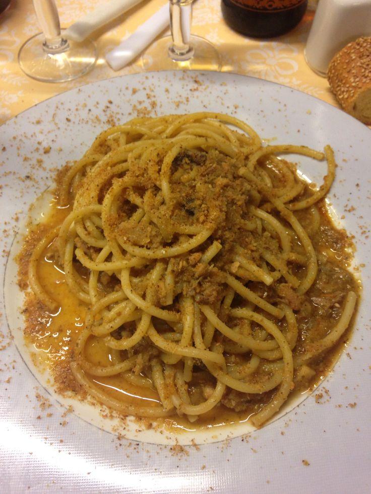 Pasta con Sarde .Palermo