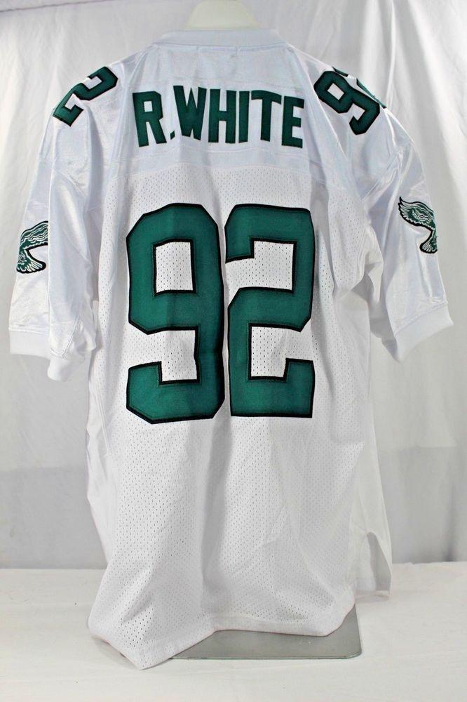Philadelphia Eagles Reggie White  92 White Jersey 1992 Mitchell   Ness 52   MitchellNess  PhiladelphiaEagles bbd067d9d