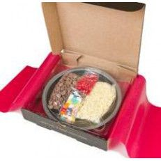 Design your own Chocolate Pizza Kit Our Design Your Own Chocolate Pizza Kit is a fun filled new addition to the Gourmet Chocolate Pizza Company range Celebration on Mother's day