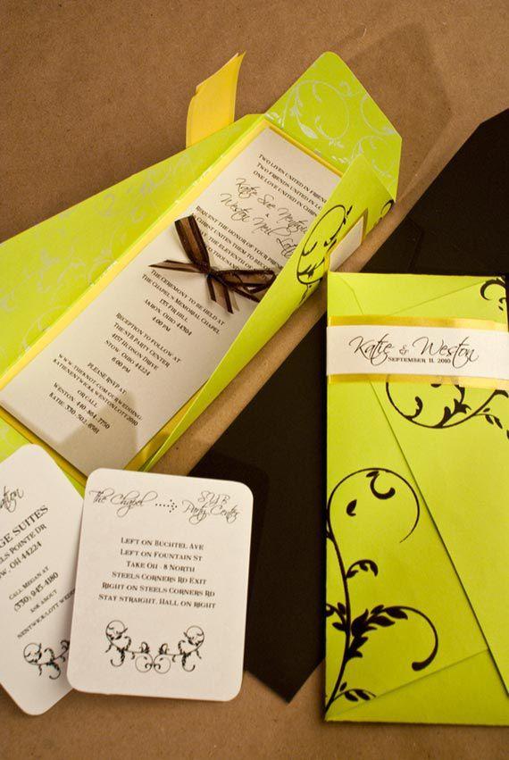 29 best Wedding invitation ideas images on Pinterest Invitation - formal handmade invitation cards