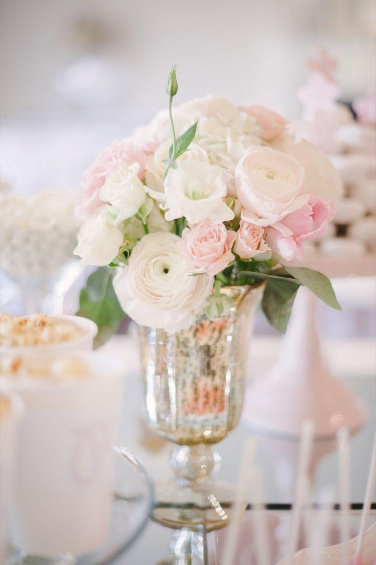 Photography: Heidi Lau Photography - www.heidilau.ca  Read More: http://www.stylemepretty.com/canada-weddings/2014/07/01/blush-blossoms-bridal-shower/
