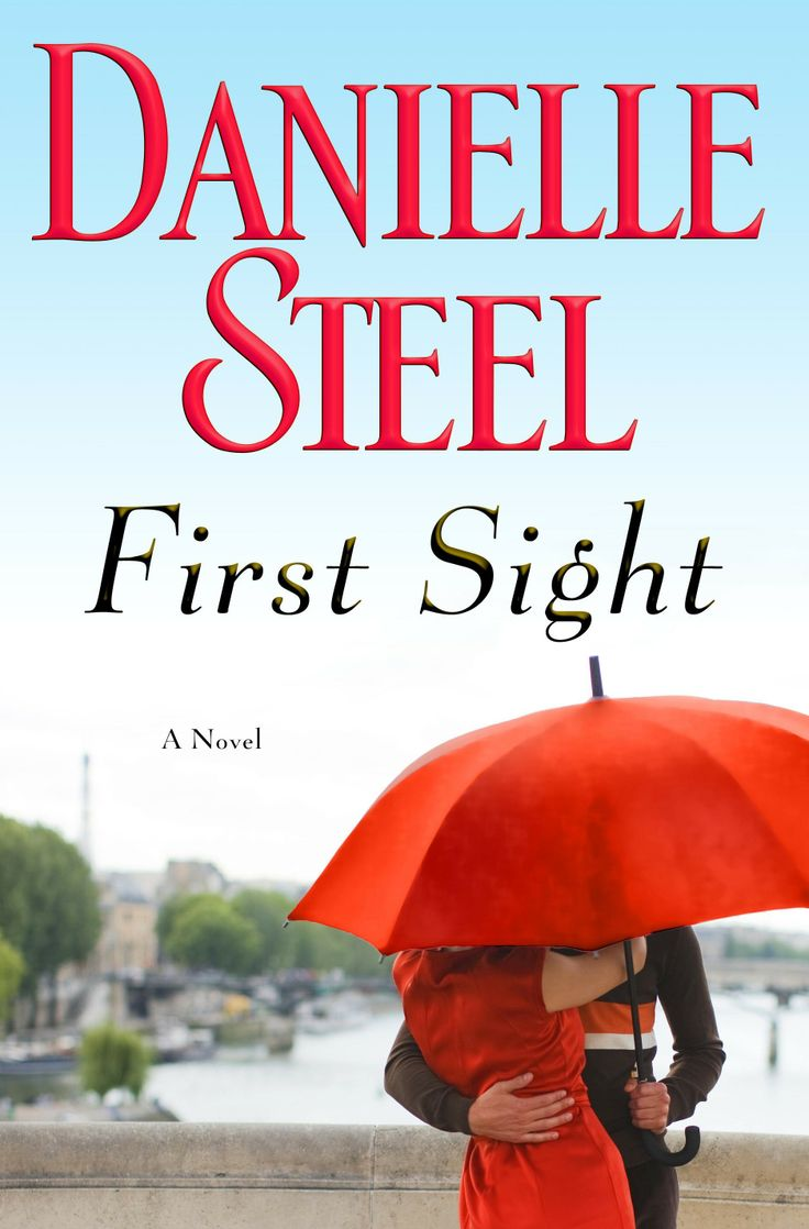 First Sight - Danielle Steel brings us First Sight, a compelling tale set among the glamor of the fashion industry. Timmie O'Neill is a self-made fashion legend who should be basking in her success, her artistry and her fast-paced lifestyle. But a childhood tragedy and afailed marriage left Timmie devastated. She takes risks in business, but she never risks her heart.Timmie's well-ordered world spins out of control when she jets from L.A. to Paris-and into the hospital for an emergency…
