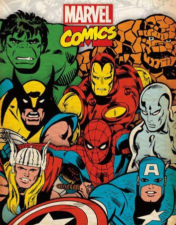 Marvel y sus grandes orígenes!!! - visit to grab an unforgettable cool 3D Super Hero T-Shirt                                                                                                                                                                                 More