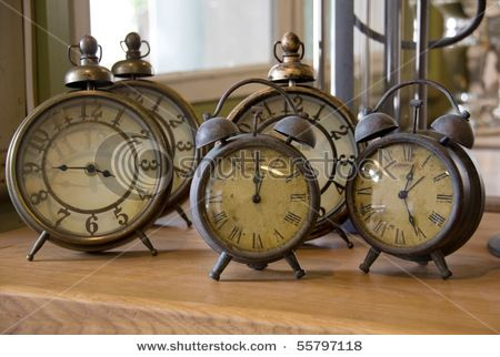 Really want to start collecting vintage clocks - sigh