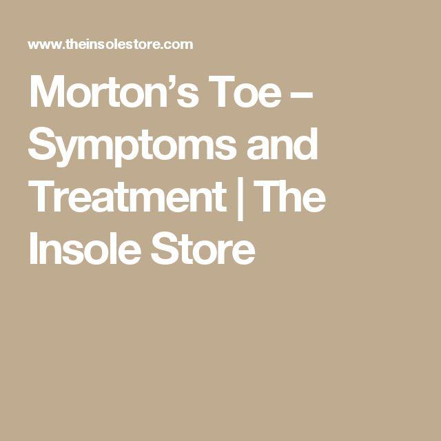 Morton's Toe – Symptoms and Treatment   The Insole Store