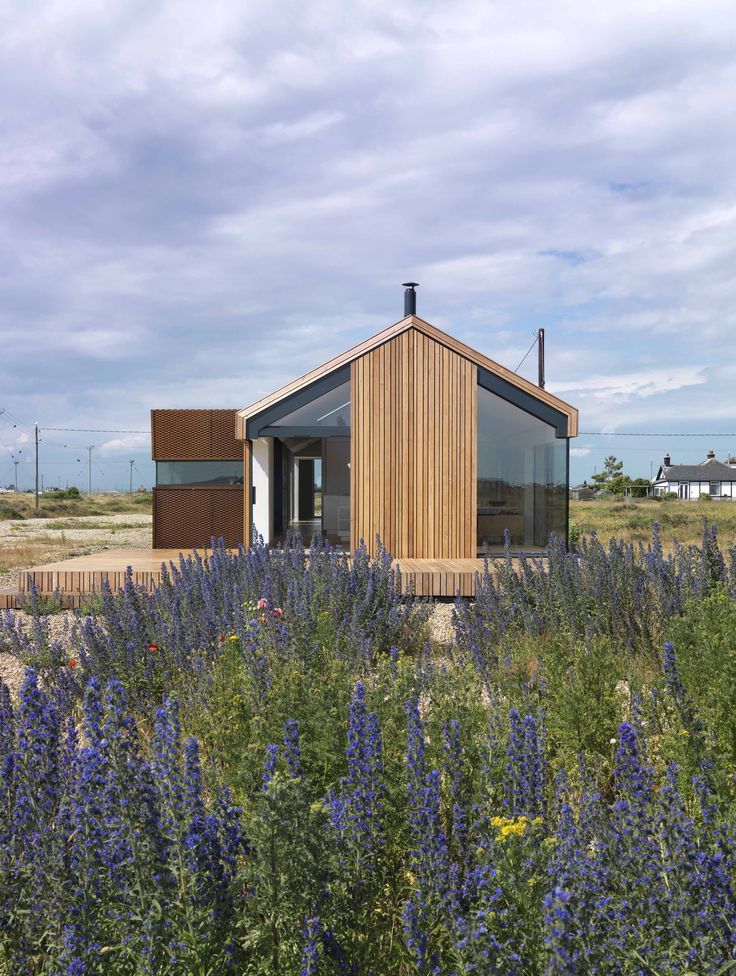 Pobble House by Guy Hollaway