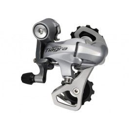 Cambio Shimano Tiagra RD-4601 SS 10v Plata. http://www.adertocycles.ie