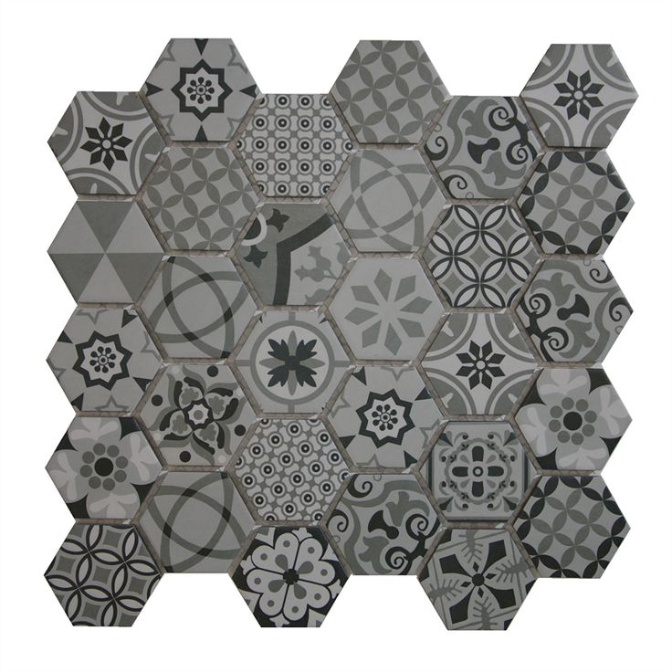 Find Coulson 312 x 326mm Hexagon Pattern Mosaic Tile Sheet at Bunnings Warehouse. Visit your local store for the widest range of paint & decorating products.