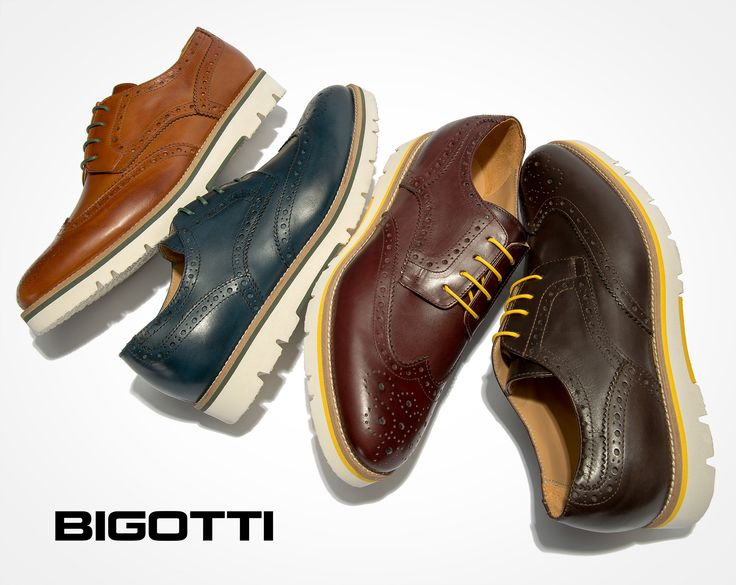 #Upgrade your #smartcasual #wardrobe with these #new #Bigotti #shoes !  www.bigotti.ro  #Bigottiromania #moda #stilmasculin #pantofi #barbati #brogue #modern #details #coloured #mensfashion #mensstyle #Inspiration #shopping #cool #stylish #urban