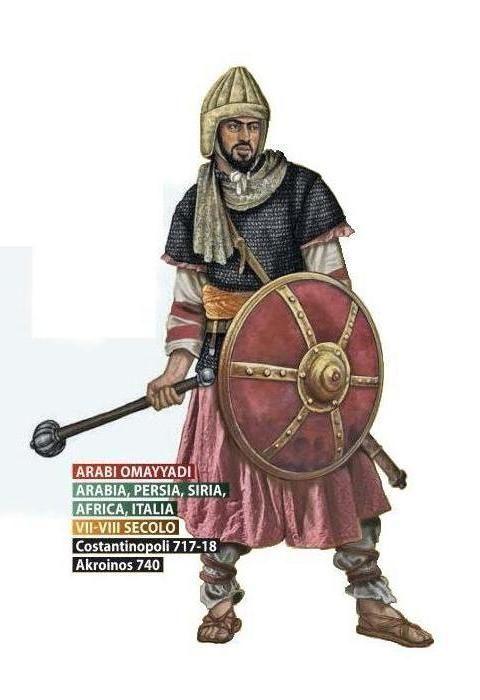 Воин Омейядов