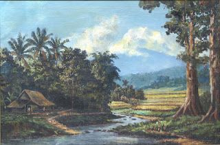Ernest Dezentjé - Sungai