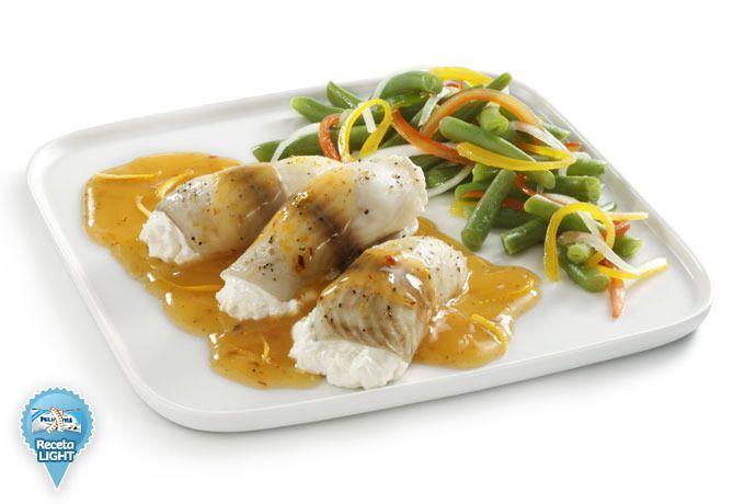 Prepara nuestra receta para preparar un delicioso Filete de pescado con salsa de chipotle y naranja que te encantará. ¡Tus platillos de ricos a deliciosos!