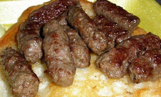 Mala kuhinja - Veliki užitak: ODMAH ZAPIŠITE: Ovo je recept za vrhunske ćevape!