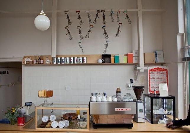 Beatrix Cafe, North Melbourne