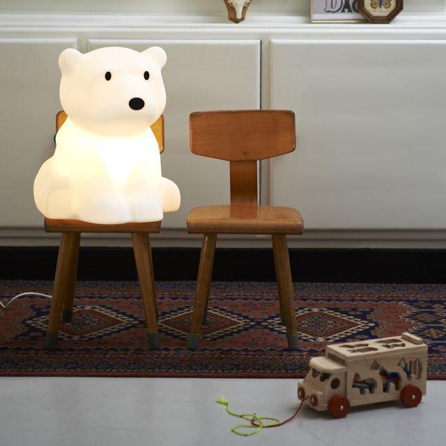 Lampe veilleuse pour bébé