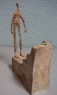 Gloria Santacruz Casanova - esculturas y grabado