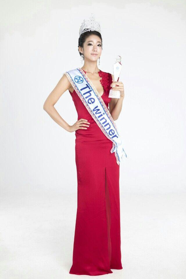 2014 미스 월드 코리아 위너 '송화영' #missworld #korea #tiara #veluce