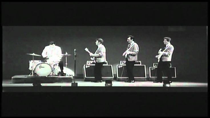 The Ventures - Wipeout live            Mel taylor....great drummer!   Not the best sound but it was back when they first started out and they didn't have the equipment for the best sound.