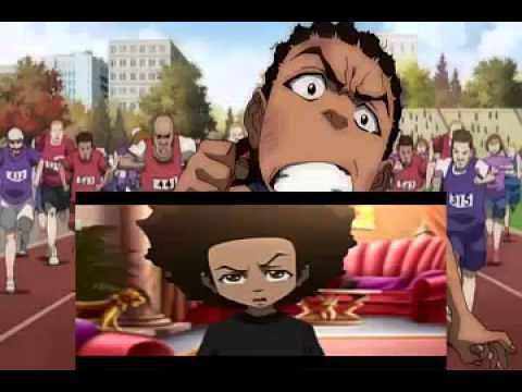 "JESSIE SPENCER: The Boondocks: Season 2, Episode 5 - ""The Story of Thugnificent"""