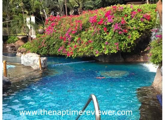 The NapTime Reviewer: The best kid-friendly hotel on Ka'anapali | Hyatt Regency Maui Resort and Spa - Review