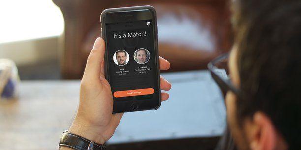 Shapr, le Tinder des professionnels, lève 8,5 millions d'euros pour réinventer le networking https://cstu.io/61dad5