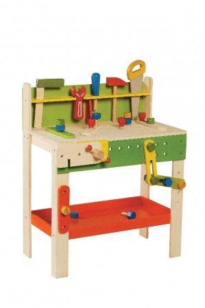 die besten 25 kinderwerkbank ideen auf pinterest. Black Bedroom Furniture Sets. Home Design Ideas