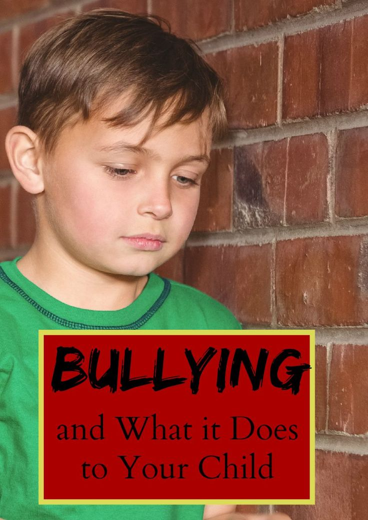 how does bullying affect the development The effects of being a bully can stretch far beyond the tween and teen years learn about the consequences and what you can do to help your child.