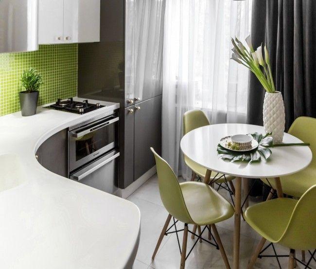 HappyModern.RU | Кухонный гарнитур для маленькой кухни: 40  фото эффективной организации пространства и секреты удачного выбора |…