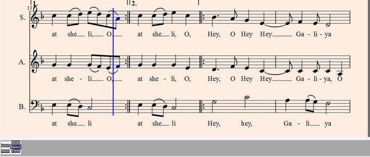 Simi yadech alto musique