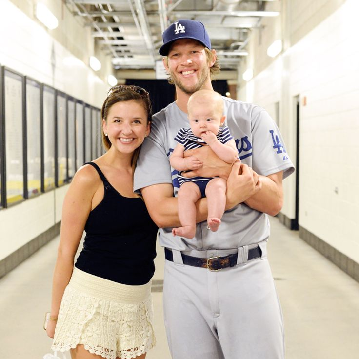 A Father's Day Q&A with new dad Clayton Kershaw