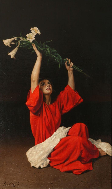 Άγγελος Παναγιώτου was born in Farkadona, Trikala-Greece. In 1962 he enrolled at The School of Fine Arts, Athens, where he studied painting under George Mavroides.