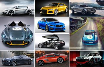 Here are 10 of the coolest concepts we saw in 2013. Which one is your favourite?