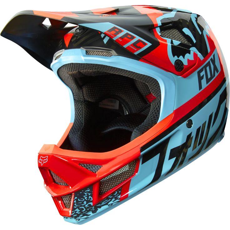 Fox Racing RAMPAGE PRO CARBON HELMET - Mountain Bike - FoxRacing.com
