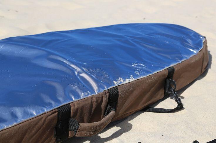 Hemp Double Board Bag