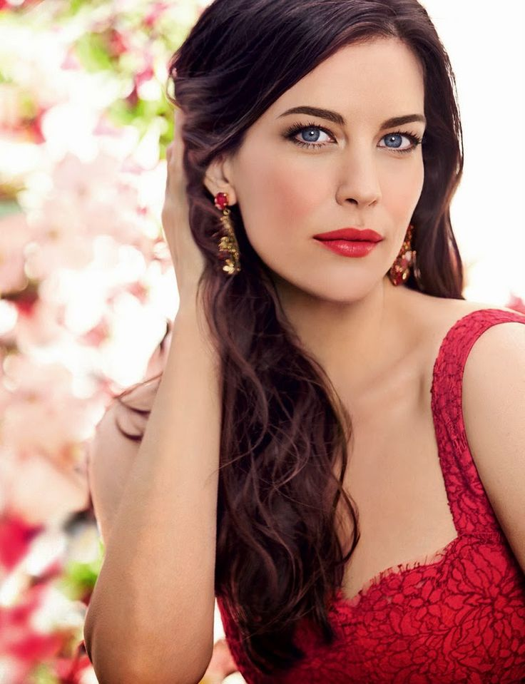 Liv Tyler in DolceGabbana for Red UK July 2014 by Max Abadian