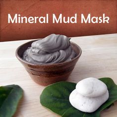 DIY Dead Sea Mud Mask
