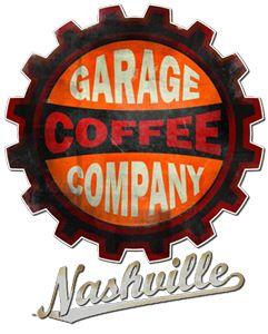 Garage Coffee Company Nashville