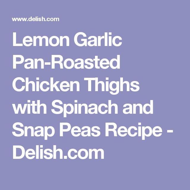 As 25 melhores ideias de Pan roasted chicken thighs no ...
