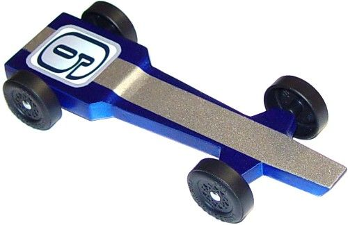 Dallas cowboys pinewood derby car templates