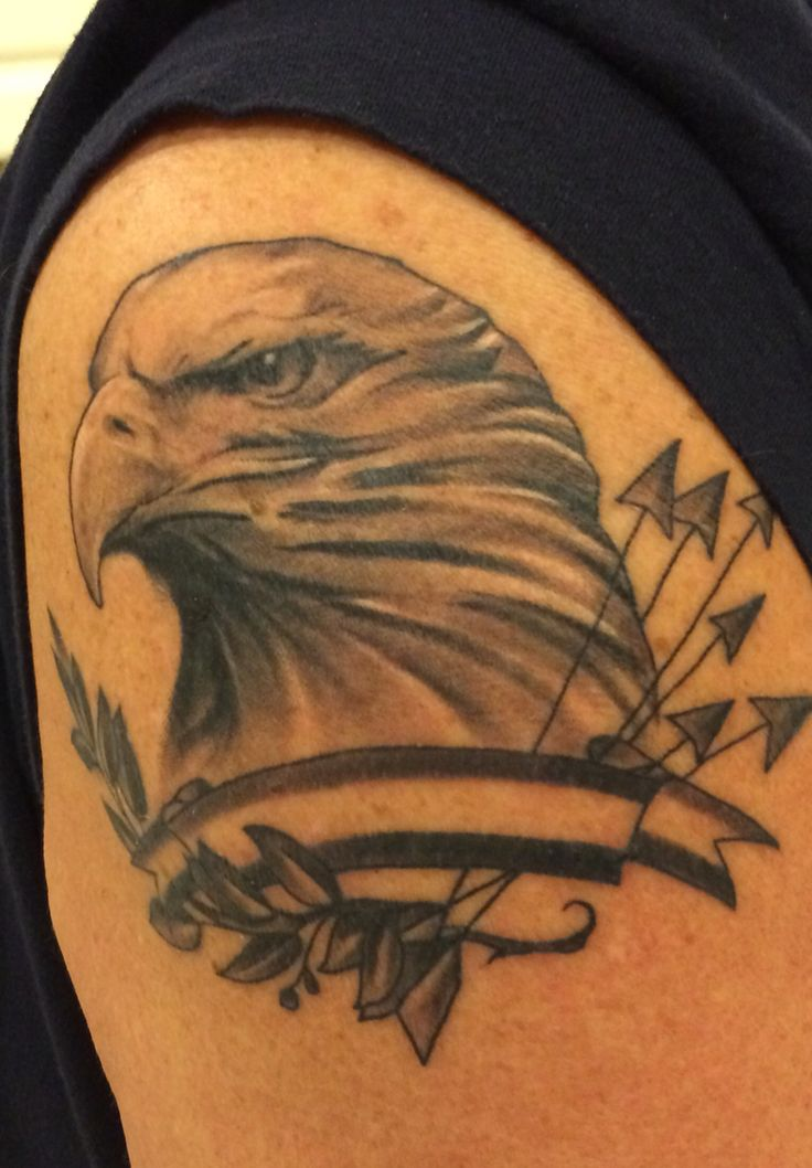 57 best images about eagle on pinterest flag tattoos for Patriotic tribal tattoos