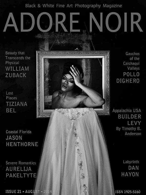 Adore noir black and white photography magazine fine art photography