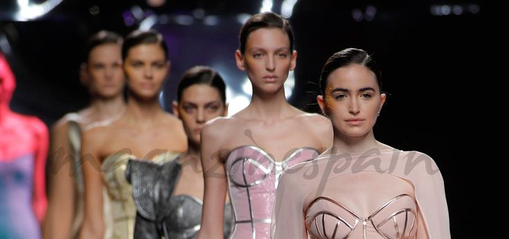 Madrid Fashion Week 2016: Maya Hansen