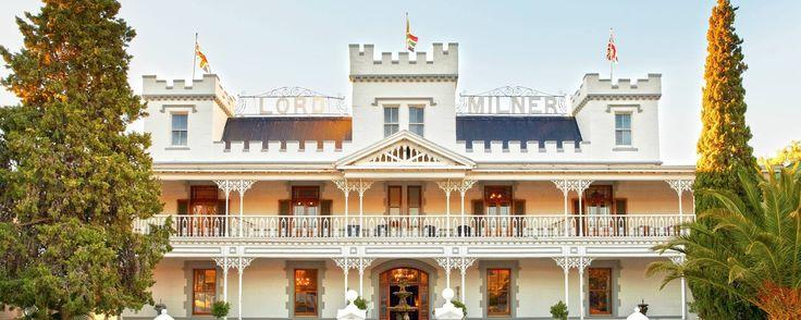 Lorn Milner Hotel Matjiesfontein
